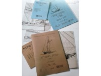 Set disegni e istruzioni HMS Victory DM23 Corel