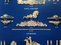 Serie completa accessori SA11 hms unicorn (completa di decorazioni)