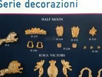 Serie completa accessori SM18 Half Moon (completa di decorazioni)