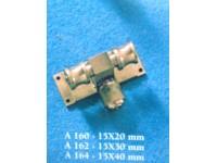 Verricello elettrico base 15x20mm A160 Corel