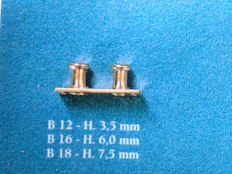 Bitta 2 elementi 6mm B16 Corel