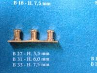 Bitta 3 elements 7.5mm B33 corel