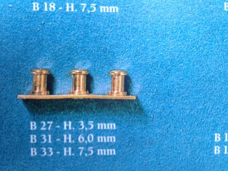 Bitta 3 elementi 7,5mm B33 Corel