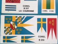 Serie bandiere wasa amphion B313 Corel