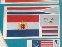Dolphin B316 flags series corel