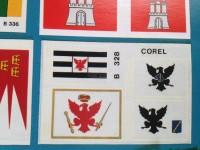 Serie bandiere yacht d'oro berlin B328