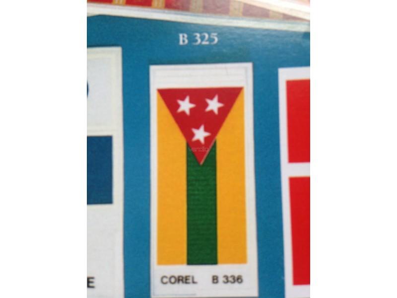 Serie bandiere al bahran B336 Corel