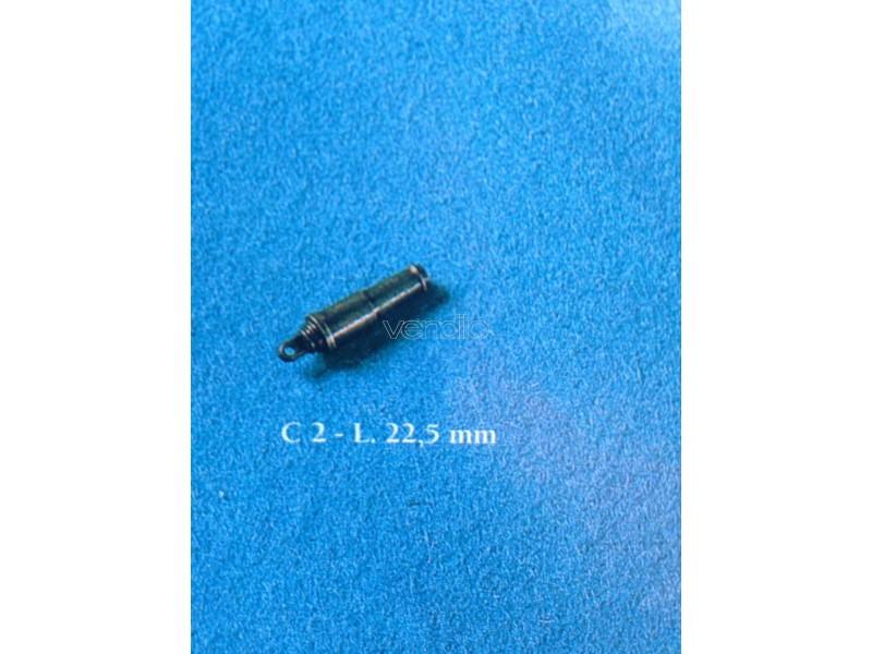 Canna carronada 22,5mm corel