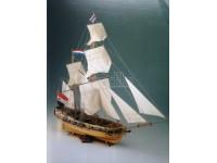 COREL SM16-DOLPHYN Ketch corsaro olandese del 1750