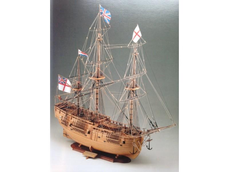 COREL SM41-ENDEAVOUR Brigantino a palo inglese del 1768