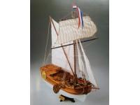 MODELLISMO NAVALE COREL Leida - SM57 Yacht da diporto Olandese