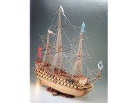 COREL SM10-MIRAGE Vascello francese della seconda metà del secolo XVII