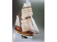 NAVAL MODELLING COREL Scotland - SM56 Baltic Ketch