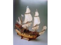 MODELLISMO NAVALE COREL BERLIN - SM29 Fregata brandeburghese del secolo XVII