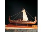 NAVAL MODELLING AMATI VIKING SHIP ASSEMBLY BOX