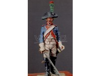 AMATI SOLDIER FIGURE 75MM CAVALRY FRENCH MINIATURE METAL