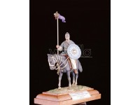 AMATI SOLDIER FIGURE 75MM KNIGHT CATAPHRACT MINIATURE IN METAL