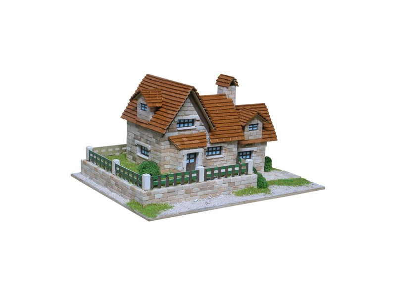 KIT COSTRUZIONI MODELLISMO AEDES ARS CHALET