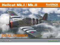 EDUARD KIT MODELLISMO AEREO Hellcat Mk.I/Mk.II Dual Combo
