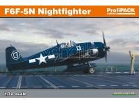 EDUARD KIT MODELLISMO AEREO F6F - 5N Nightfig (ProfiPACK