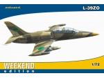 EDUARD KIT MODELLISMO AEREO L-39ZO (WEEKEND EDITION)