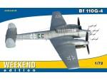 EDUARD KIT MODELLISMO AEREO Bf 110G-4 (WEEKEND EDITION)