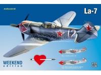 EDUARD KIT MODELLISMO AEREO La-7 (WEEKEND EDITION)