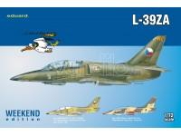 EDUARD KIT MODELLISMO AEREO L-39ZA (WEEKEND EDITION)