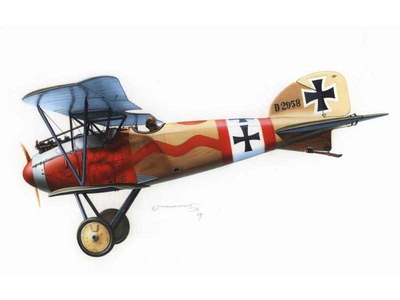 EDUARD KIT MODELLISMO AEREO Albatros D.III (LIMITED EDITION)