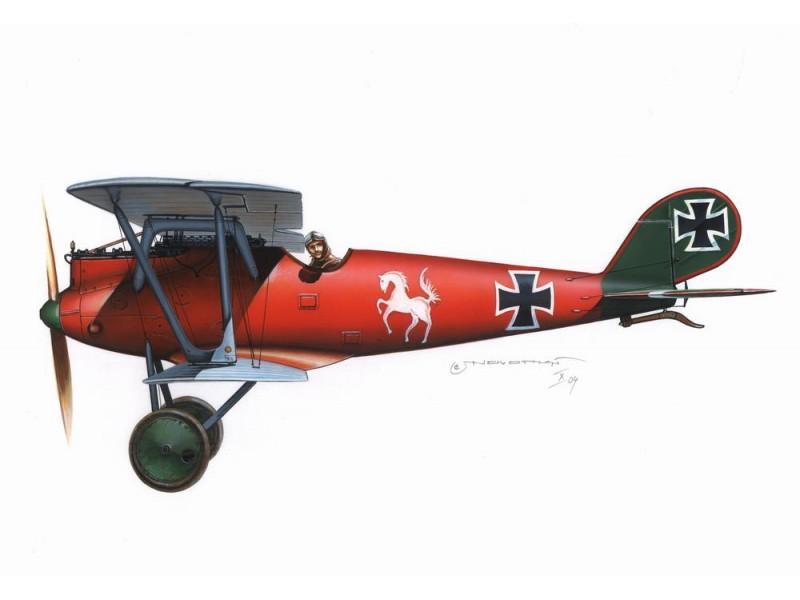 EDUARD KIT MODELLISMO AEREO Pfalz D.IIIa (LIMITED EDITION)