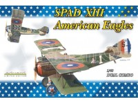 EDUARD KIT MODELLISMO AEREO Spad XIII American Eagles (LIMITED EDITION)