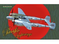EDUARD KIT MODELLISMO AEREO Pacific Lightnings (LIMITED EDITION)