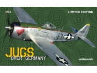 EDUARD KIT MODELLISMO AEREO Jugs over Germany (LIMITED EDITION)