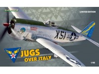 EDUARD KIT MODELLISMO AEREO Jugs over Italy (LIMITED EDITION)