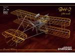 EDUARD KIT MODELLISMO AEREO DH-2 stripdown (LIMITED EDITION)