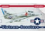 EDUARD KIT MODELLISMO AEREO Vietnam Scooters (LIMITED EDITION)
