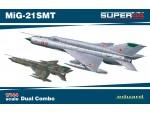 EDUARD KIT MODELLISMO AEREO MiG-21SMT (Dual Combo)