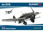 EDUARD KIT MODELLISMO AEREO Ju 87G (SUPER44)