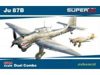 EDUARD KIT MODELLISMO AEREO Ju 87B Dual Combo