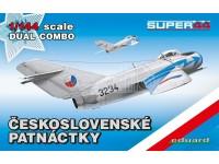 EDUARD KIT MODELLISMO AEREO MiG-15 (DUAL COMBO)