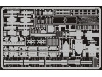 FOTOINCISIONI EDUARD PER USS Arizona (Mini H.M.) - 1:350