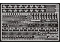 FOTOINCISIONI EDUARD PER USS BB-55 North C.(Trumpeter) -1:350