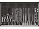 FOTOINCISIONI EDUARD PER HMS Hood (Trumpeter) - 1:350