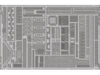 FOTOINCISIONI EDUARD PER Tirpitz (Revell) 1:350