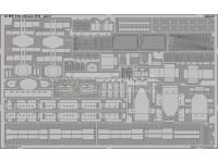 FOTOINCISIONI EDUARD PER USS Arizona 1941 1:350 (Hobby Boss)