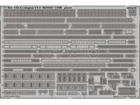 FOTOINCISIONI EDUARD PER USS Lexington CV-2 05/1942 1:700 (Trumpeter)
