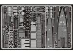 FOTOINCISIONI EDUARD PER U-boat VIIC/41 (Revell) - 1:72