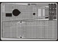 FOTOINCISIONI EDUARD PER Gato class floor plates (Revell)-1:72