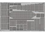 FOTOINCISIONI EDUARD PER I-53 floor plates 1:72 (Lindberg)