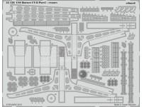 FOTOINCISIONI EDUARD PER USS Hornet CV-8 p. 1- cranes (Merit)